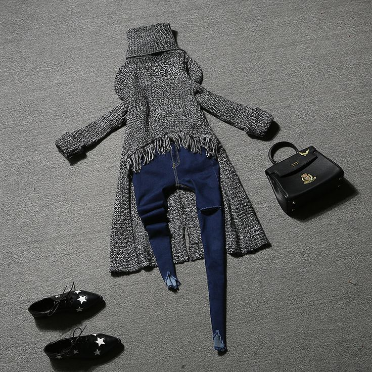Find More Women's Sets Information about European women's autumn new turtleneck sweaters jeans suit DWU4995 irregular tassels,High Quality suit carry on luggage,China suit chemical Suppliers, Cheap suit supplier from Guangzhou AI&R Technology Co.,Ltd. on Aliexpress.com