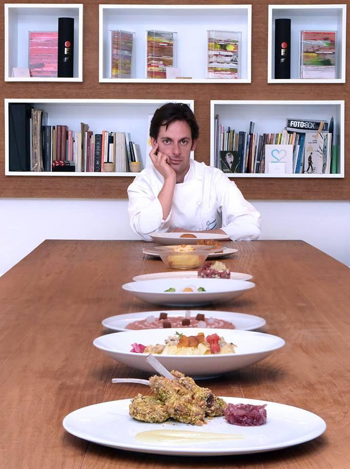 Chef Giovanni Giammarino