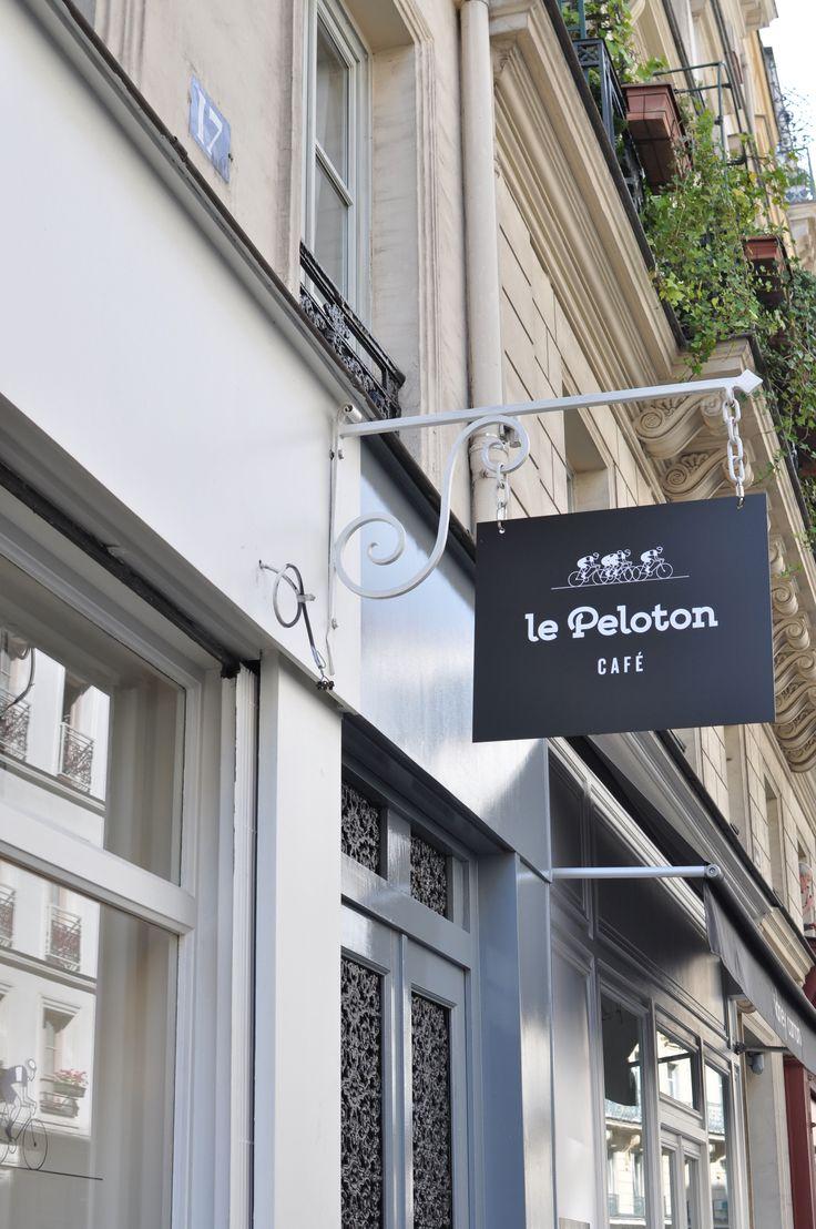 Paris Marais Ob La Di Boot Caf Papier Tigre