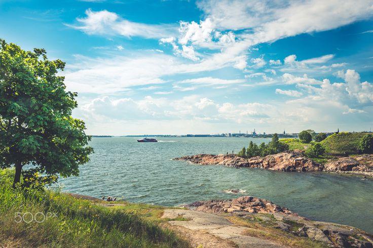 Sea view #suomenlinna