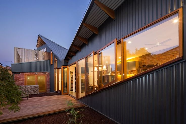 67 Best Cladding Images On Pinterest Passive House