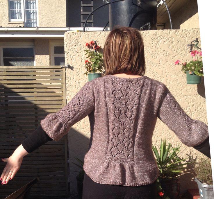 Sweater babe cardi