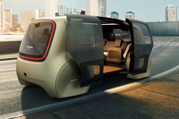 volkswagen-sedric-2 Se presenta Sedric: Un automóvil autónomo de Volkswagen