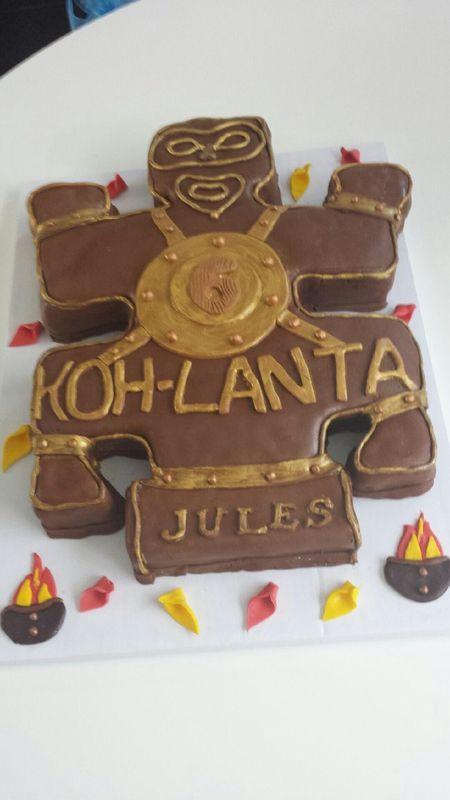 Les 25 meilleures id es de la cat gorie kho lanta sur pinterest jeux de koh lanta jeux - Jeux de cuisine de gateaux d anniversaire ...