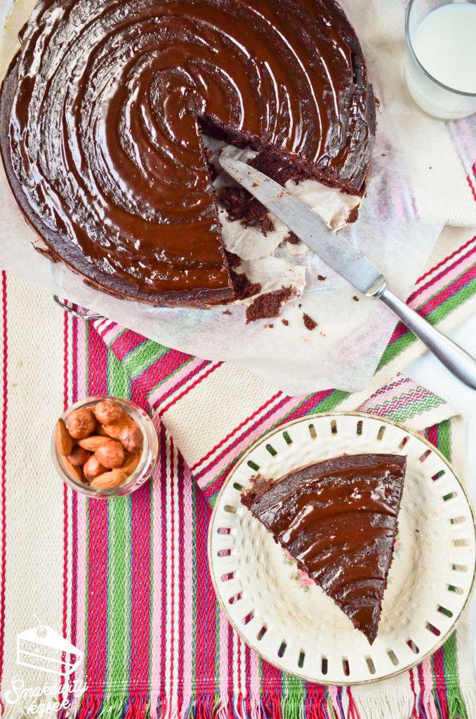 dietetyczne ciasto bez mąki-3