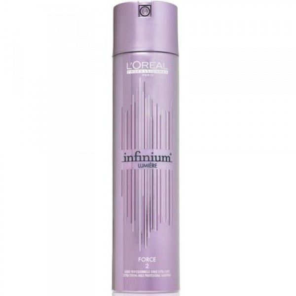 L'Oreal Paris Cosmetics Infinium Lumiere 2 Hairspray 500ml Cosmetic For Women All products in this shop are authentic. If our customers are not satisfied with the product received may return products within 10 days without any hindrance from us on one condition that the product is not opened. See more at: http://profumino.it/l-oreal-paris-infinium-lumiere-2-hairspray-500ml-hair-spray-se-silnou-fixac-for-women27520