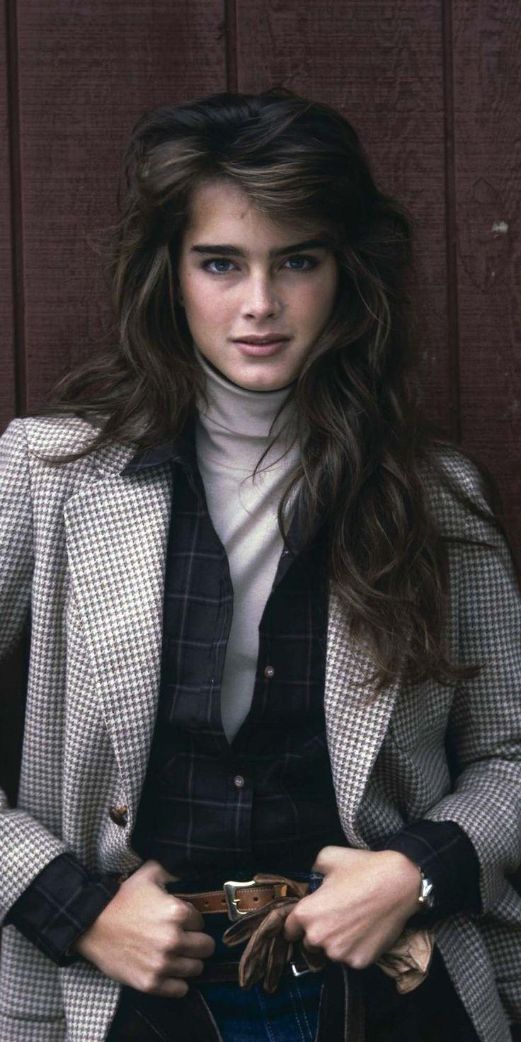 Brooke Shields, 1982