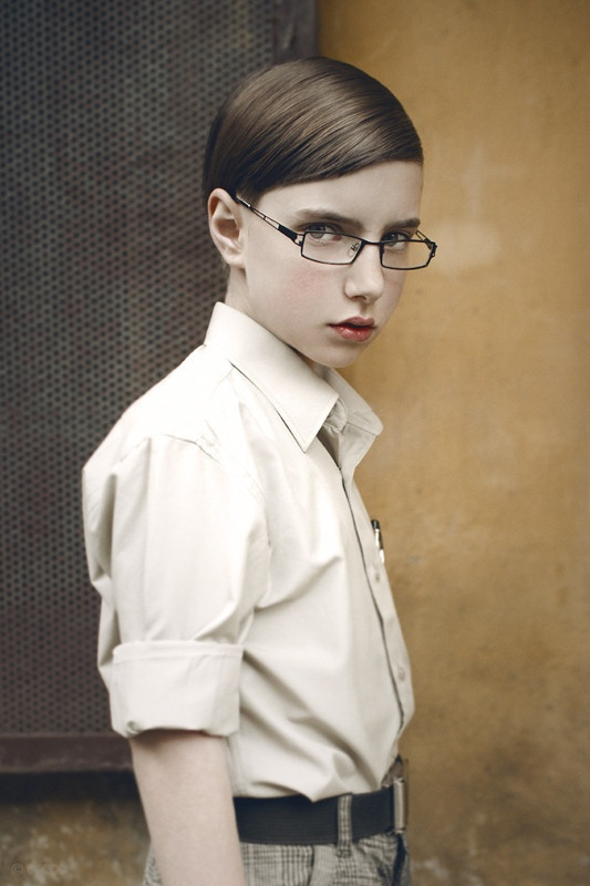 Cursed Female by Tomek Jankowski, via Behance