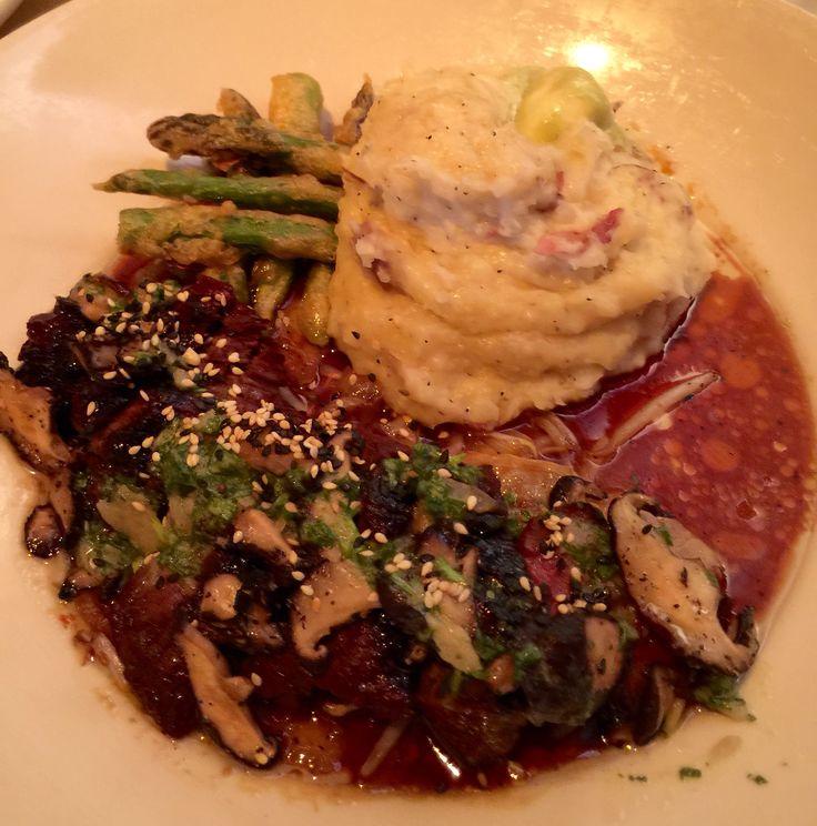 Hibachi Steak @ Cheesecake Factory, Waikiki
