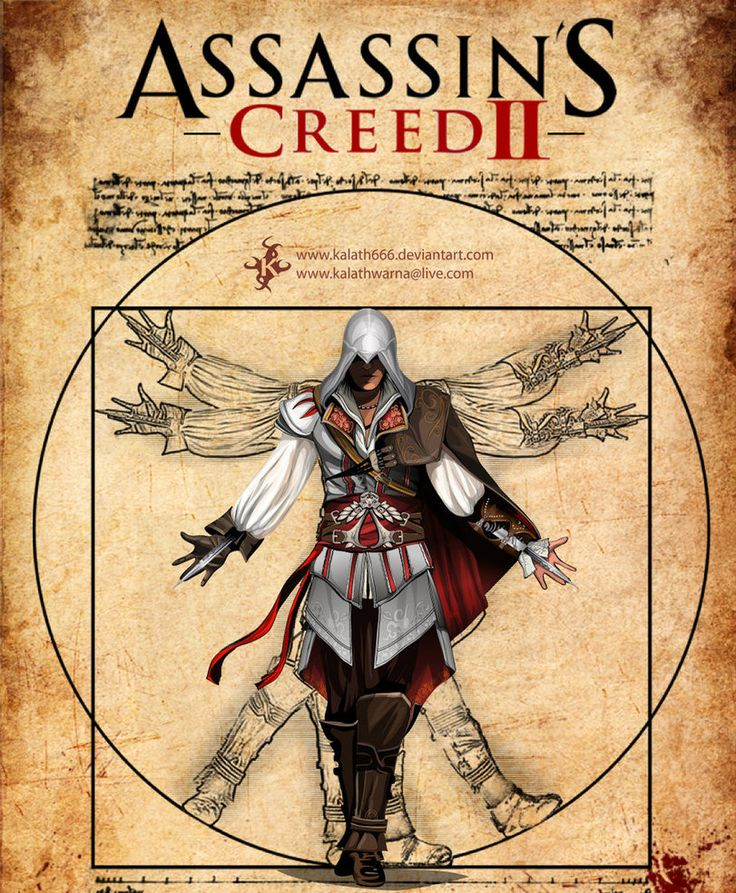 25 Best Assassins Creed 2 Ideas On Pinterest