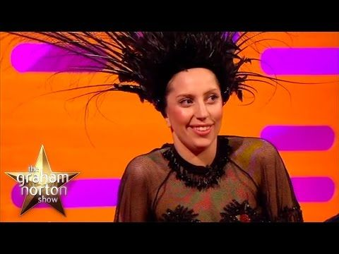 Lady Gaga Gets Her Bum Out - The Graham Norton Show - YouTube
