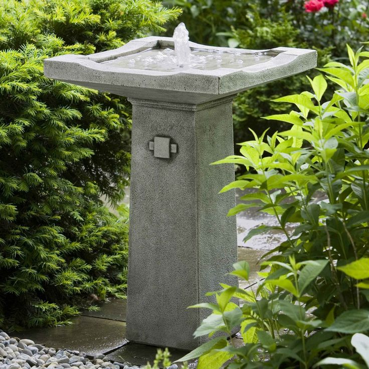 79 best Small Garden Fountains images on Pinterest Small gardens