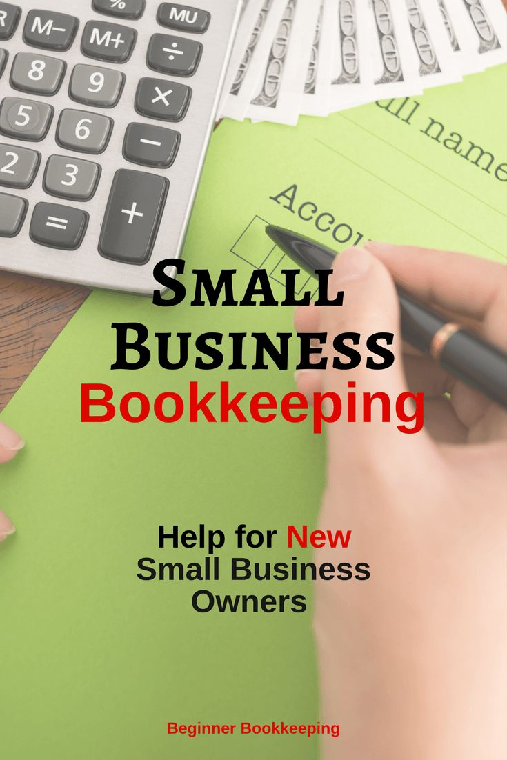 Small Business Bookkeeping Setup Tips