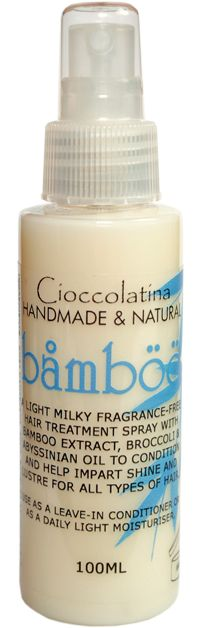 BAMBOO HAIR MILK [UNSCENTED]
