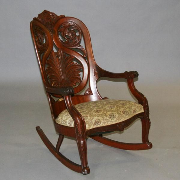 Rocking chairs rule, especially ones with a stuffed seat. - 70 Best Rocking Chairs Images On Pinterest Recliners, Rocking