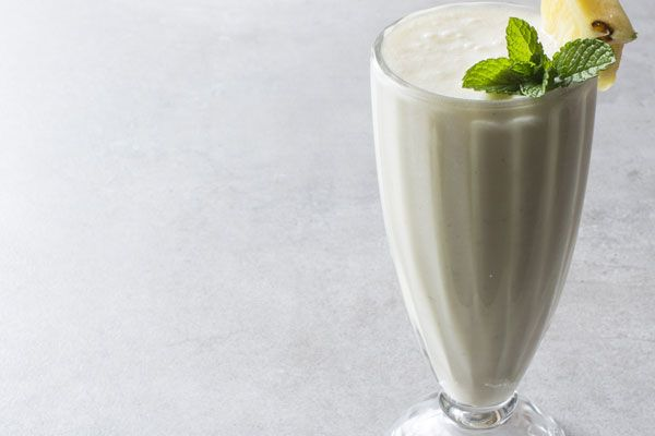 Pina colada smoothie – Recipes – Bite