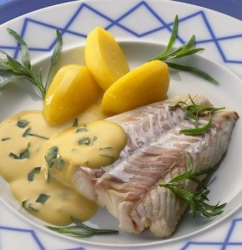 Recette de cuisine poisson du lieu noir