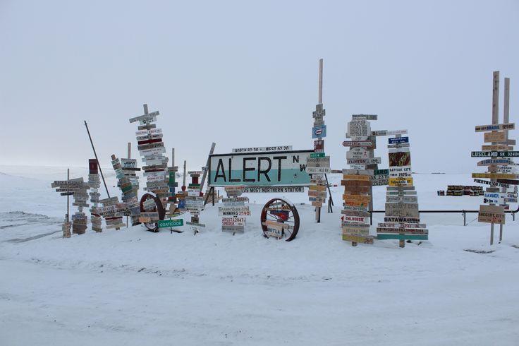 Alert, Nunavut, Canada