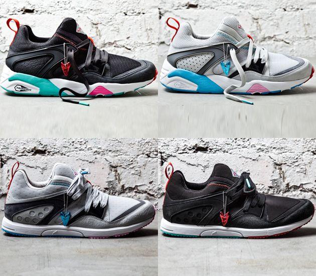 puma x sneaker freaker shark bait