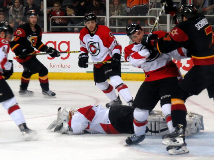 https://flic.kr/p/DLzXec | A visit to the penalty box for sure on this play. |  The games have far more skating with only a few clashes like this one. Indianapolis has warmed up to Indy Fuel but I'm not sure if Indy would support a NHL team if they had the chance.