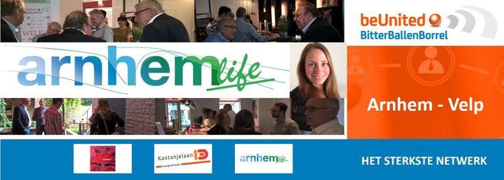 ARNHEM LIFE - BitterBallenBorrel Arnhem-Velp - 31 augustus as 1700 uur  http://www.bitterballenborrel.nl/events/8068-2017-08-24/