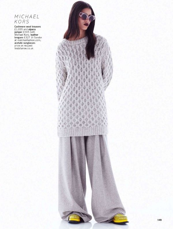 Glamour UK August 2014