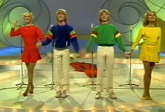 #Eurovision UK: A Song For Europe 1981: Bucks Fizz