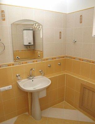 Наша кампания предоставляет своим клиентам самый бюджетный вариант ремонта ванной комнаты РЕМОНТ ЭКОНОМ КЛАССА Он подходит в случаях ограниченного бюджета или ремонта малогабаритной ванной комнаты. 42 000 РУБ
