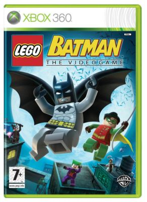 LEGO Batman - The Video Game - Xbox 360 1000155627 LEGO Batman: The Videogame is the latest game from the award-winning team behind the LEGO Star Wars series of games. With trademark LEGO fun and charm, the game takes you into the world of the ultimat http://www.comparestoreprices.co.uk/childs-toys/lego-batman--the-video-game--xbox-360-1000155627.asp