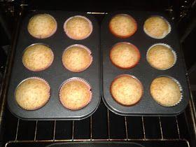 Recetas para Alérgicos SIN Trazas: Bizcocho básico para magdalenas, cupcakes y tartas sin leche sin huevo y sin frutos secos