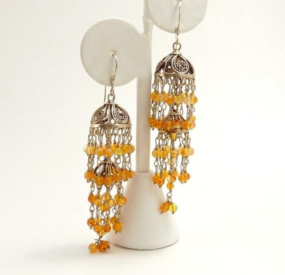 Kuchi chandelier drops