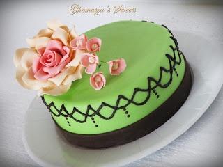 Ghemutza's Sweets: Tort Elegant