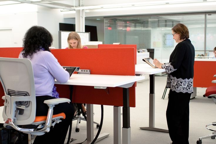 Sit-to-Stand Workstations: The New Trend in Modern Office Design