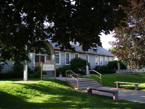 Lillooet's courthouse, now serves as City Hall for the District of Lillooet.  Court is still heard several times a month in one section of the building.