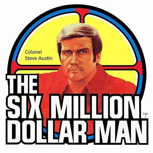 The Six Million Dollar Man                                                                                                                                                     More