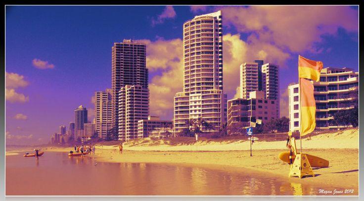 Surfers Paradise ~ GOLD COAST