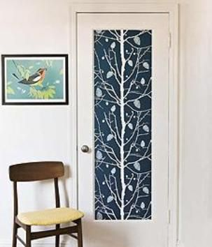 High Quality Interior Door Decorating Ideas, Interior Paint Colors And Decoration  Patterns