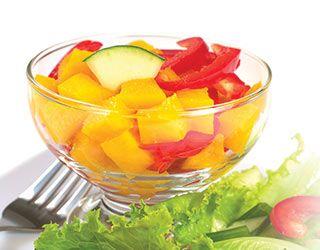 """Mangolu limeli #pilav Mangoyu """"Yemeye Hazır"""" almayı unutmayın. #mango #yemeyehazir #lime #egzotikmeyveler #tarif #meyvelitarifler #saglikliyemekler"""