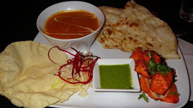 Tandoori Tamasha Fish with Salmon Tikka