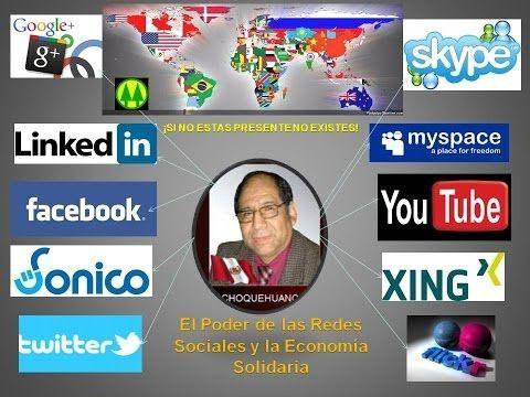 video: REDES SOCIALES Y LAS COOPERATIVAS EN EL MUNDO DIGITAL-2014- UNIVERSIDAD DE PANAMA