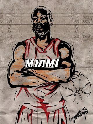 Miami Heat | Dwayne Wade