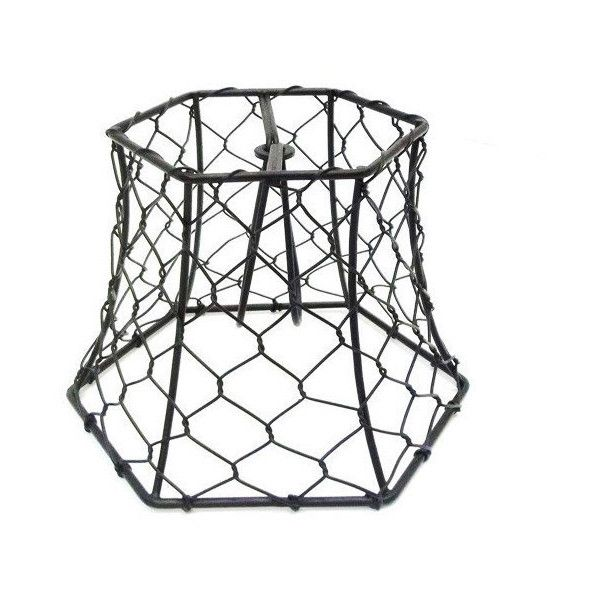 1000  ideas about wire lampshade on pinterest