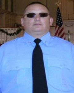 Always remember: Correctional Officer Christopher Monica, Georgia Department of Corrections, Georgia