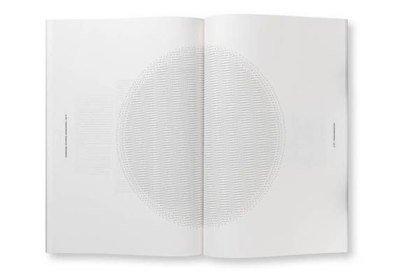 Creative Review - An annual report full of light and colour