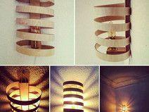 Wandlampe #Sperri incl. Vintage-Leuchtmittel E14