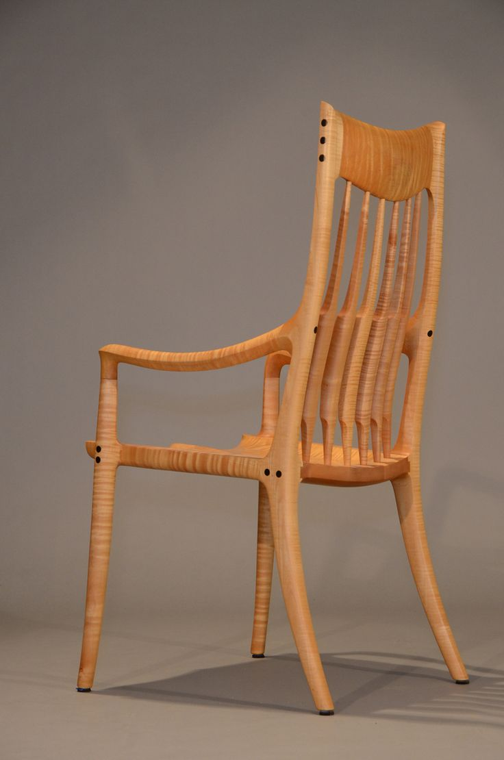 Plans For Maloof Rocking Chair Woodworking Projects Amp Plans