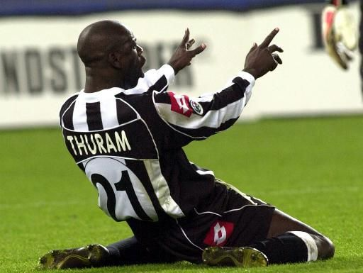 Image result for thuram juventus