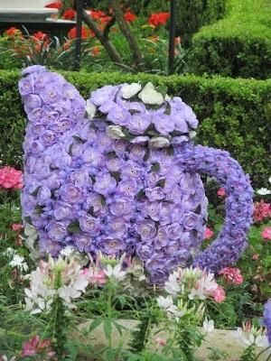 Epcot Flower and Garden Festival - teapot by ConnieRose