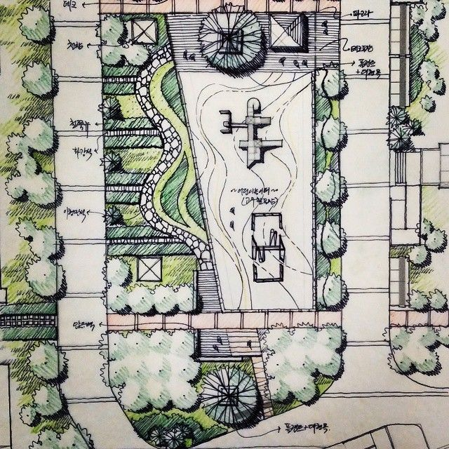 2253 best 02 Landscape architect Mater Plan images on Pinterest