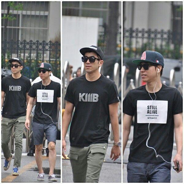 150821 BAECHIGI arriving at Music Bank by @KpopMap #musicbank #kpopmap #kpop #kpopmap_baechigi #배치기